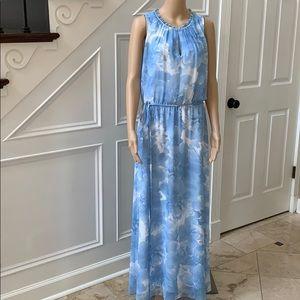 Calving Klein max dress sz 12